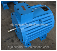 variable frequency motor for mining locomotive,made in China AC motor, 2016 bestsale motor