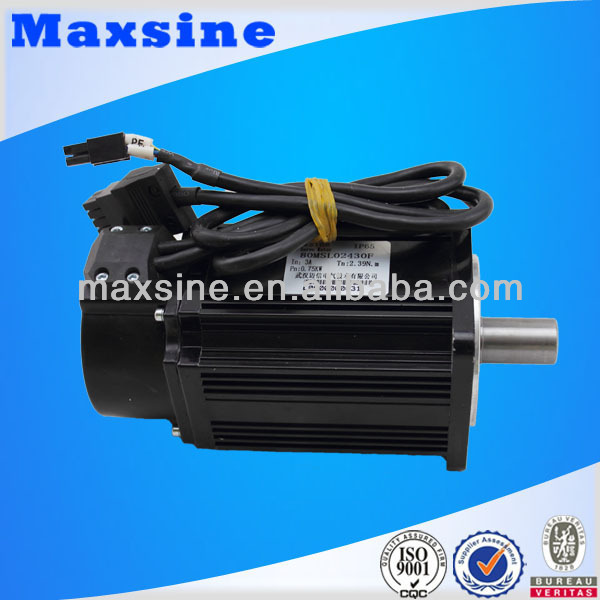 750W replacement of delta ac servo motor for industrial machinery