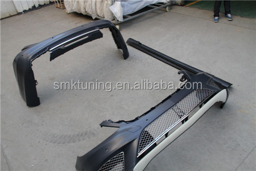 Auto Body Kit For M ercedes B enz W222 S65 AMG,Front and Rear Bumper,Body Kit,Auto Body Parts
