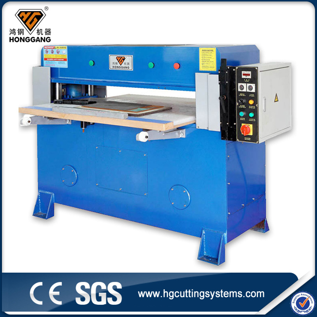 Hot sale online manual food wrapping paper hydraulic die cutting press machine