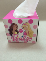 Natural White Cube box facial tissue