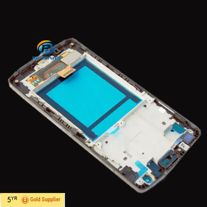 4.95 Inch LCD Screen Display Wholesale For LG Google Nexus 5 D820 D821