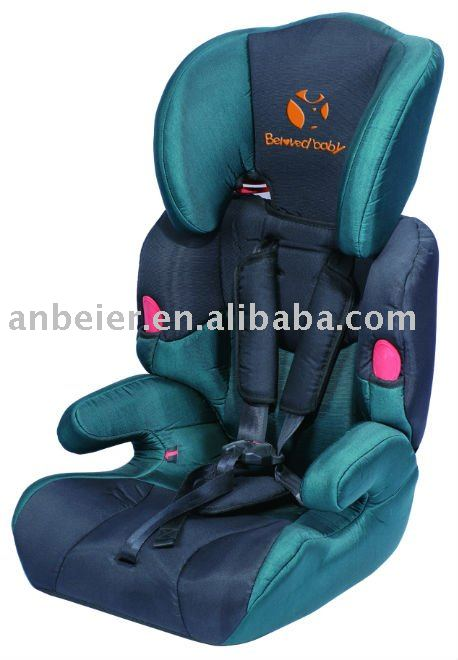 baby car seat(9-36kg) with ECE R 44/04