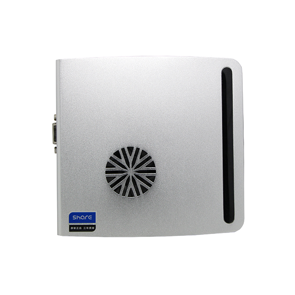 mini computer fan N3160 with high speed and alluminium alloy case, mini size and light weight.