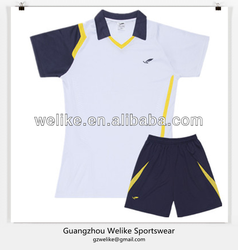 2014 white ladies training shirt adult women football jersey uniform designs women soccer