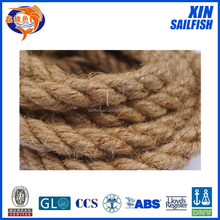 Twisted sisal rope Oiled/Unoiled