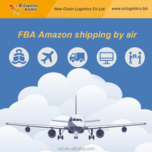 air cargo from ningbo to usa amazon warehouse ONT8