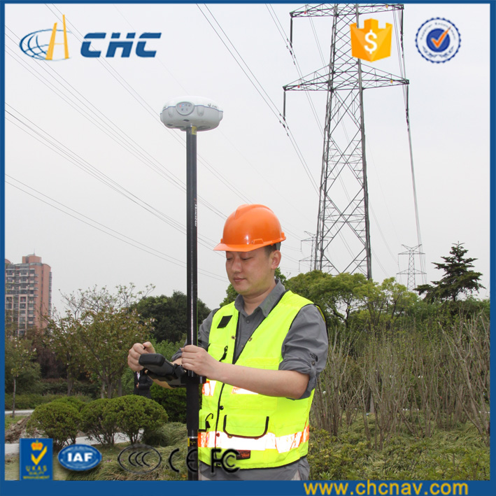 CHC X91+ leica gps rtk dual frequency 220 channels