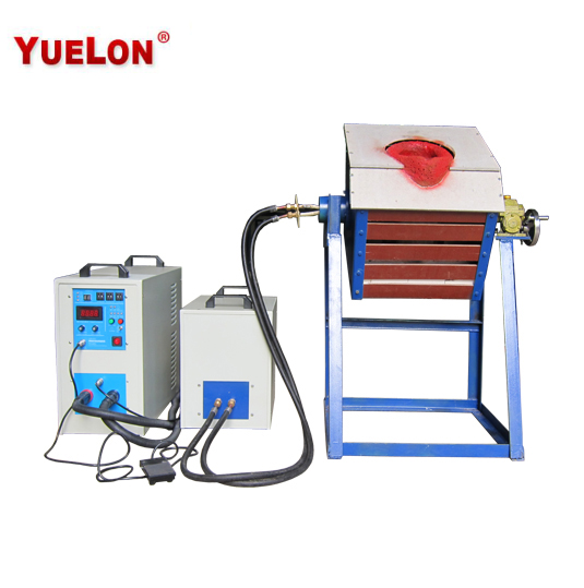 IGBT YUELON lead induction melting furnace