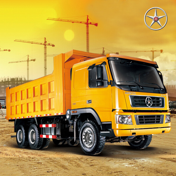 China top brand 10 wheel dump truck DAYUN 6*4 Tractor truck, Lorry truck, special truck for sale