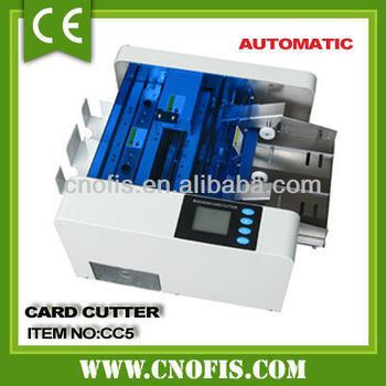 OFIS yiwu A3+ automatic business card cutter