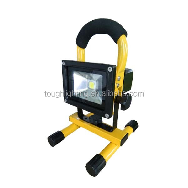 7in 20w 1700lm rechangeable outdoor led work lights