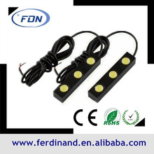 the daytime running lighting use for car and truck with 12v drl daytime running light