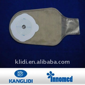 one piece open colostomy bags