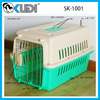 High quality plastic handle pet carrier