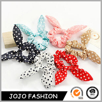 The highest quality headband best price elastic bow design kids hair accessories set wholesale
