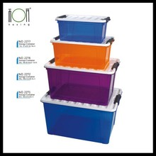 Plastic Storage Boxes Containers