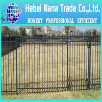 Heavy Duty Security Underwater Fence