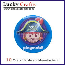 New Products Metal Button Badges For Sale