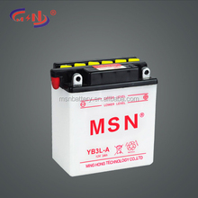 MOTORCYCLE PART Dry Charge SEALED MAINTENANCE FREE Motorcycle Battery 12V 3ah