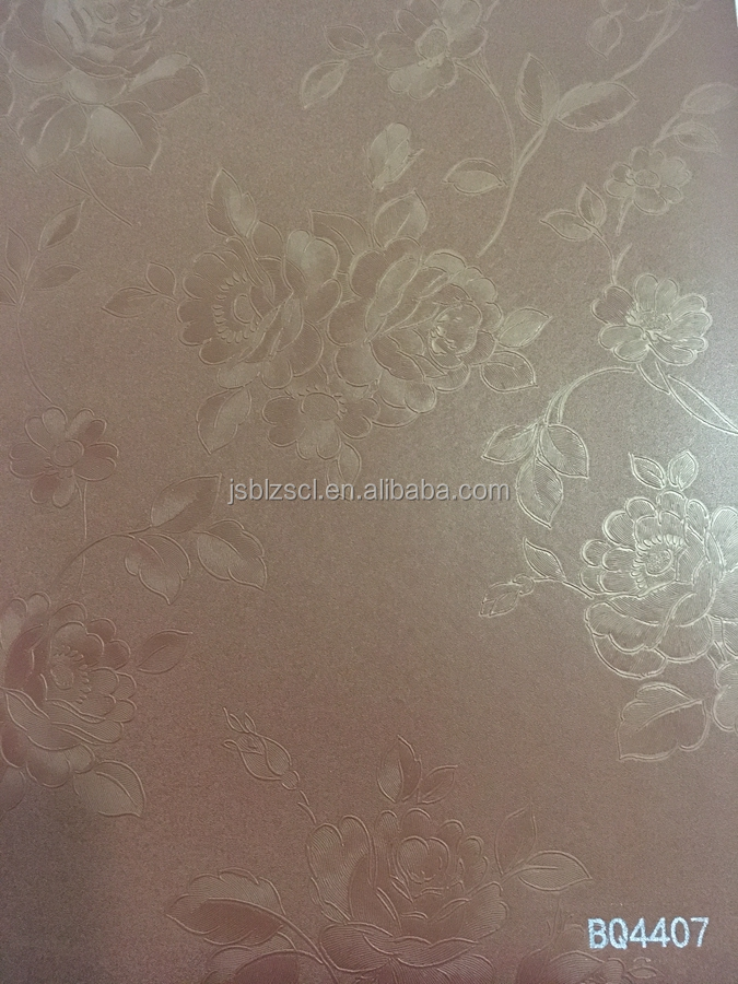 gold pvc plastic sheet