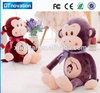 Good quality soft musical and recording voice long arms monkey toy