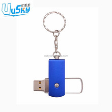 Waterproof Metal USB Stick Pen Drive USB with Keyring