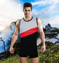 Mass supply new and promotional 95% cotton 5% spandex tank top