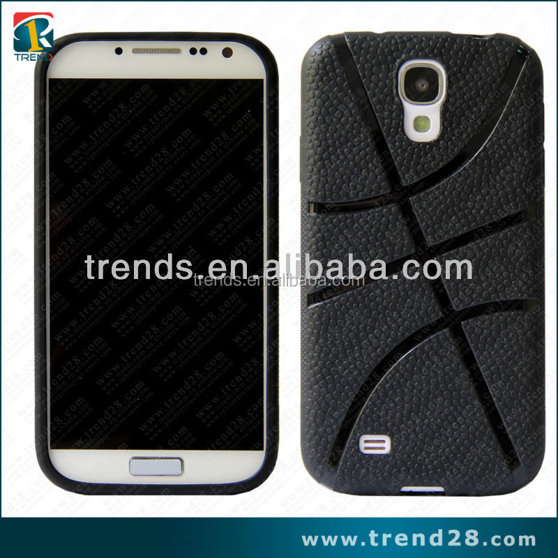 basketball tpu moblie phone case for samsung galaxy s4 i9500