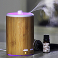 Arctic Bamboo Essential Oil Diffuser| Cool Mist Ultrasonic Humidifier Aromatherapy Oils Diffuser