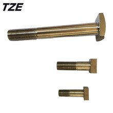 Chinese Manufacture square stainless steel nut bolt