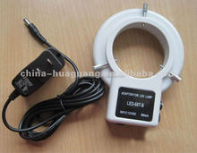 LED-60T-B 60pcs LED ring light for Stereo Microscope,Inner Diameter is 61mm, adjustable led lights