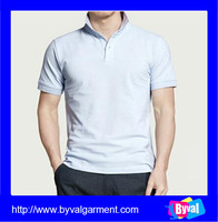 OEM Men Cheap High Quality Play Golf Work Uniform Polo Shirt Made in China