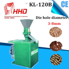 2017 Hot selling Automatic chicken poultry feed pellet mill for sale