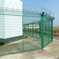 Competitive factory price PVC coated stainless steel security mesh