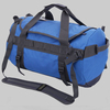 Foldable travel duffel bag for luggage gym sports, lightweight travel bag with big capacity,water resistant