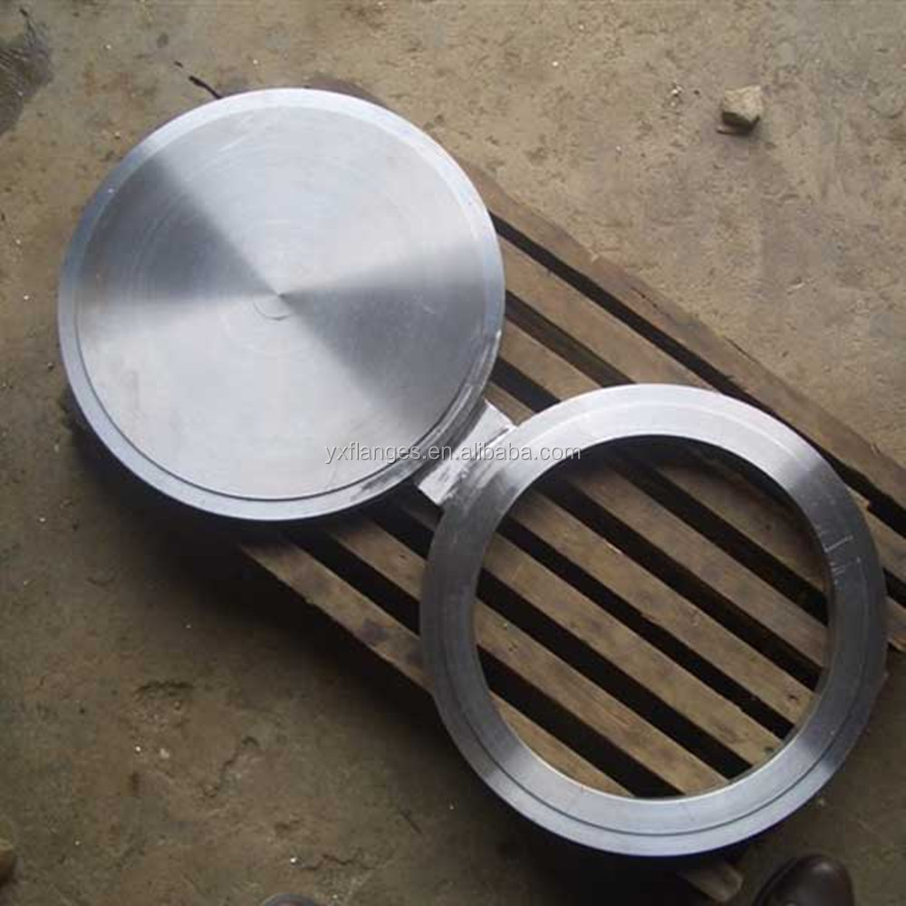 A182 F304 spectacle blind flange