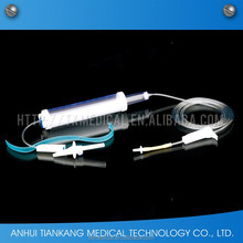 retractable safety infusion sets burette