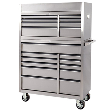 42 inch Heavy Duty Stainless Steel power tool storage Tooling Chest Cabinet