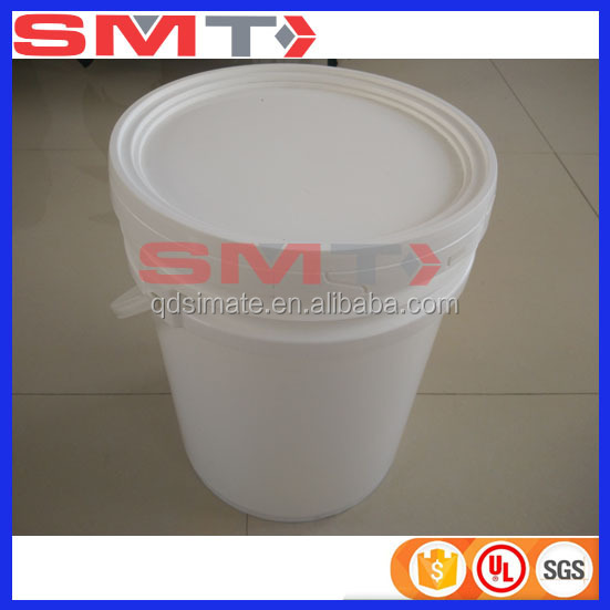 10 litre/20 litre ice bucket plastic packaging buckets/pails with lids and handles