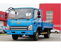 faw 5tons 4x4 diesel mini truck of cheap truck