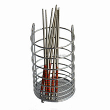Powder Coating Chopsticks Storage Basket Knife Spoon Fork Rack