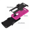3 in 1 Hybrid Combo Kickstand Case Holster With Blet Clip For Motorola Moto X3 Play