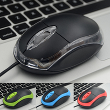 YM01 Economic 3d Optical Wired Characteristic Mouse