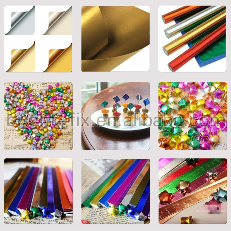 China factory cheapest price wood pulp diy chart paper for Art and craft decoration