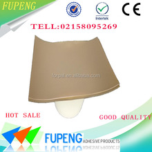 Fupeng single silicone coated gravure printing natural color kraft release paper