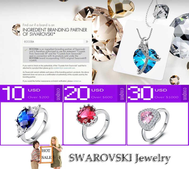 China jewerly manufacturer shell shape necklace and earring jewelry sets women crystal from swarovski