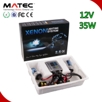 BEST FRICE! 35/55/75/100W 3000/6000/8000k HID headlight conversion kit H1 H7 H4 H11 H13 9005 9006 9004 9007 bi xenon h4