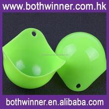 Micro egg microwave silicone egg cooking cup ,H0T381 silicone egg holder kitchenware for sale