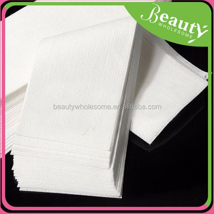 disposable nonwoven hair removal ready to use wax strips EH175 body wax strip